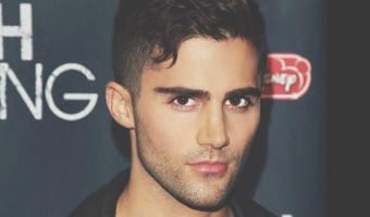 'The Young and The Restless' News: Max Ehrich Music Coming Soon