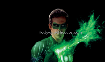 LOOK: Ryan Reynolds in FULL CG Green Lantern Suit – PHOTOS