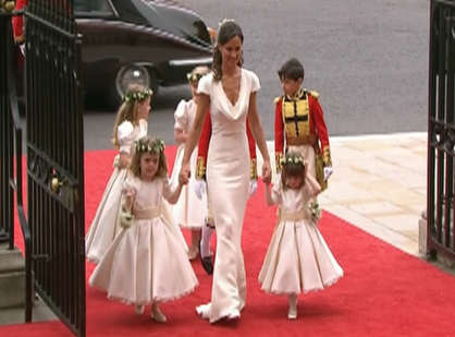 The Royal Wedding Photos – Pippa