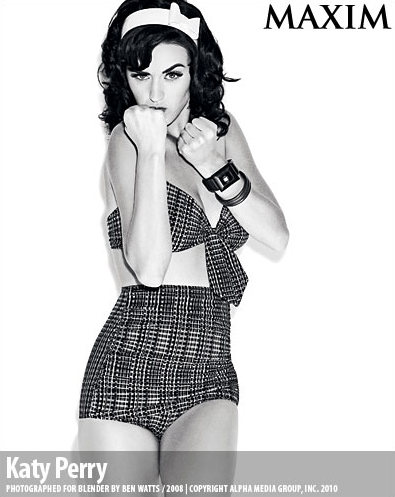 Katy Perry – 2011 Maxim Hot 100 List