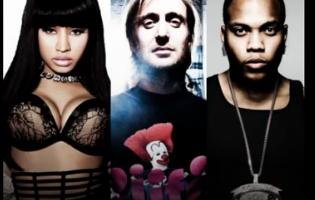David Guetta 'Where Dem Girls At' Ft. Flo Rida and Nicki Minaj