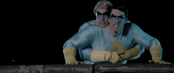 Ambiguously clip duo gay