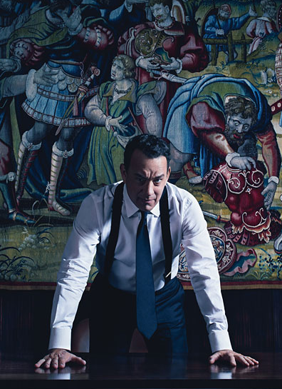 Tom Hanks W Mag