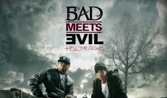 "NEW: Bad Meets Evil – Eminem & Royce Da 5'9"" – 'Lighters' Feat. Bruno Mars"