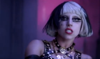 Lady Gaga 'Edge of Glory' Official Music Video Kicks Butt