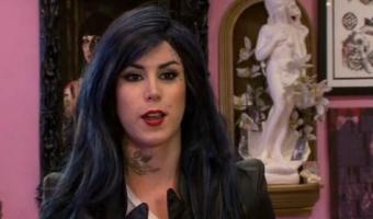 Kat Von D: L.A. Ink Has Been CANCELLED