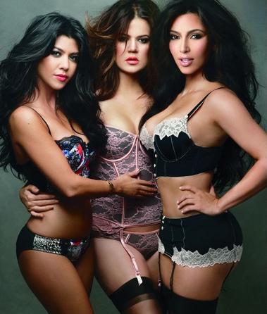 Kardashian Kollection for Sears, By Annie Leibovitz