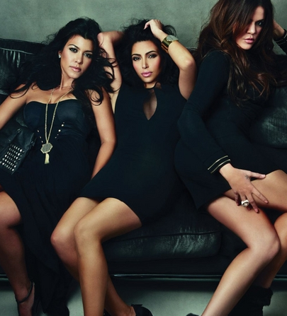 Kardashian Kollection for Sears, By Annie Leibovitz