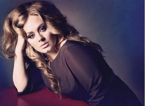 Adele – Vogue Uk Photos – Sept. 2011
