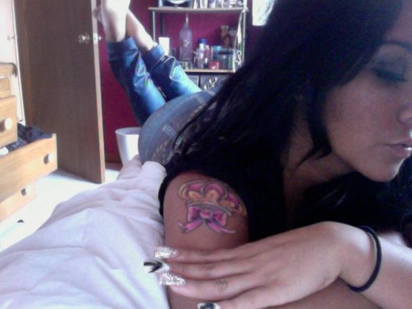 Snooki Gets New Arm Tattoo – Photo 2