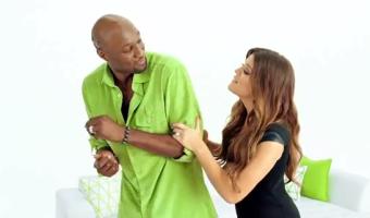 Khloe Kardashian and Lamar Odom Get Nutty For Pistachios – VIDEO