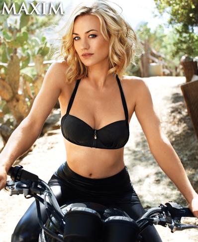 Yvonne Strahovski – Maxim October 2011 – 2