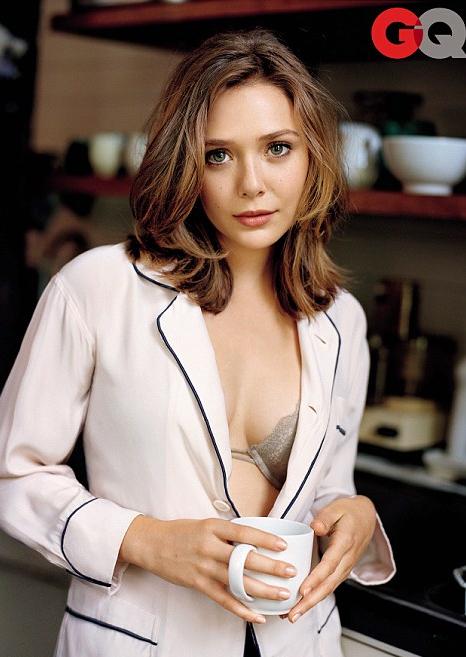 Elizabeth Olsen – GQ – 1