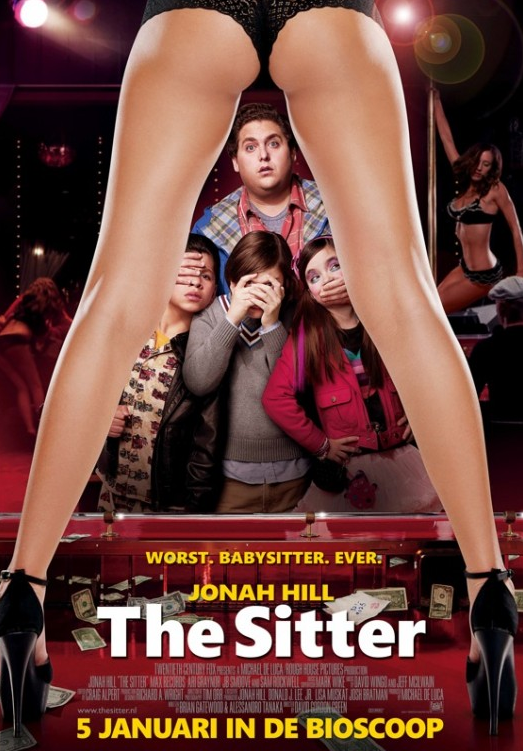 The Sitter – Dutch Movie Poster – 1