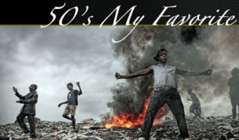NEW MUSIC: 50 Cent '50s My Favorite'
