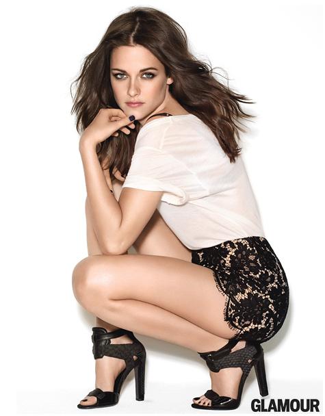 Kristen Stewart – Glamour Mag – Photos – Nov 2011 – 1