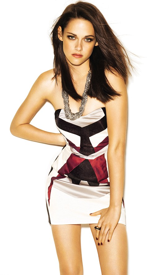 Kristen Stewart – Glamour Mag – Photos – Nov 2011  2