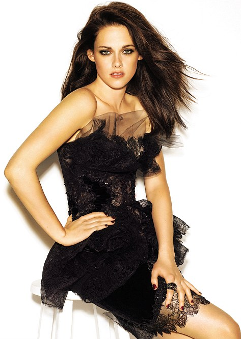 Kristen Stewart – Glamour Mag – Photos – Nov 2011  3