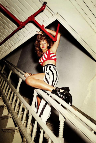 Rihanna – Talk That Talk Promos –
