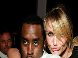 Cameron Diaz and Diddy Doin' The Nasty!
