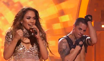 PHOTOS: Jennifer Lopez Channels Madonna, Lord Help Us!