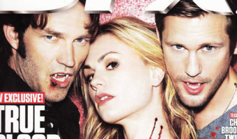 True Blood Covers SFX – Jan 2012 Issue