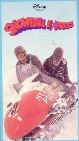 Harry Morgan – Snowball Express