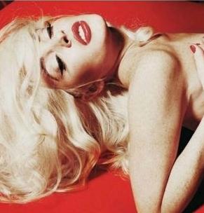 Lindsay Lohan – Playboy – Full Spread Photos – 1