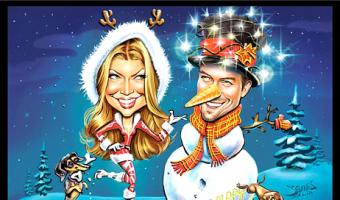 Celebrity Holiday Cards, We Love 'Em and Hate 'Em