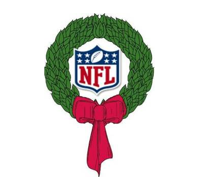 NFL Week 16 Schedule – Merry Christmas!