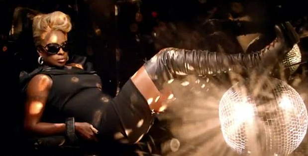 Mary J. Blige 'Mr. Wrong' Official Video
