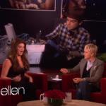 Kirstie Alley Gets a Tattoo On Ellen – VIDEO
