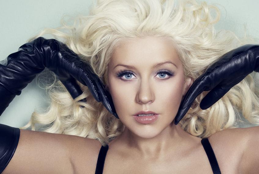 Christina Aguilera – Marie Claire 2012 – 3