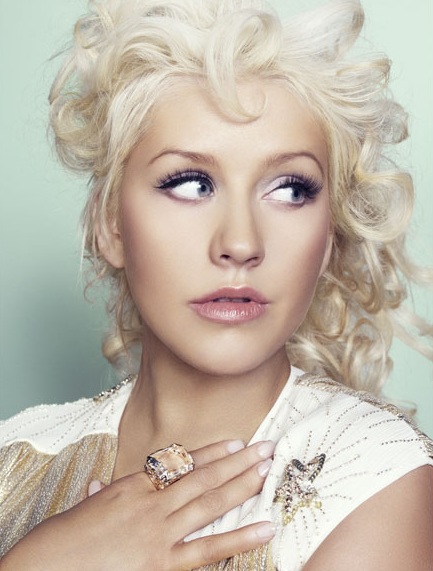 Christina Aguilera – Marie Claire 2012 – 4