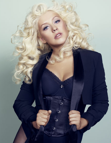 Christina Aguilera – Marie Claire 2012 – 2