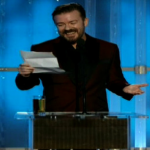 VIDEO: Ricky Gervais Rips Jodie Foster Out of the Closet
