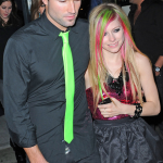 Avril Lavigne and Brody Jenner Status Update