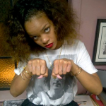 Photos: Rihanna Gets Some New Ink