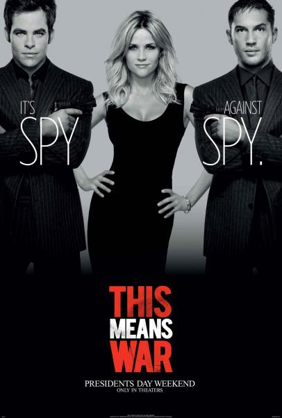 NEW! Reese Witherspoon: 'This Means War' – Watch The Clip