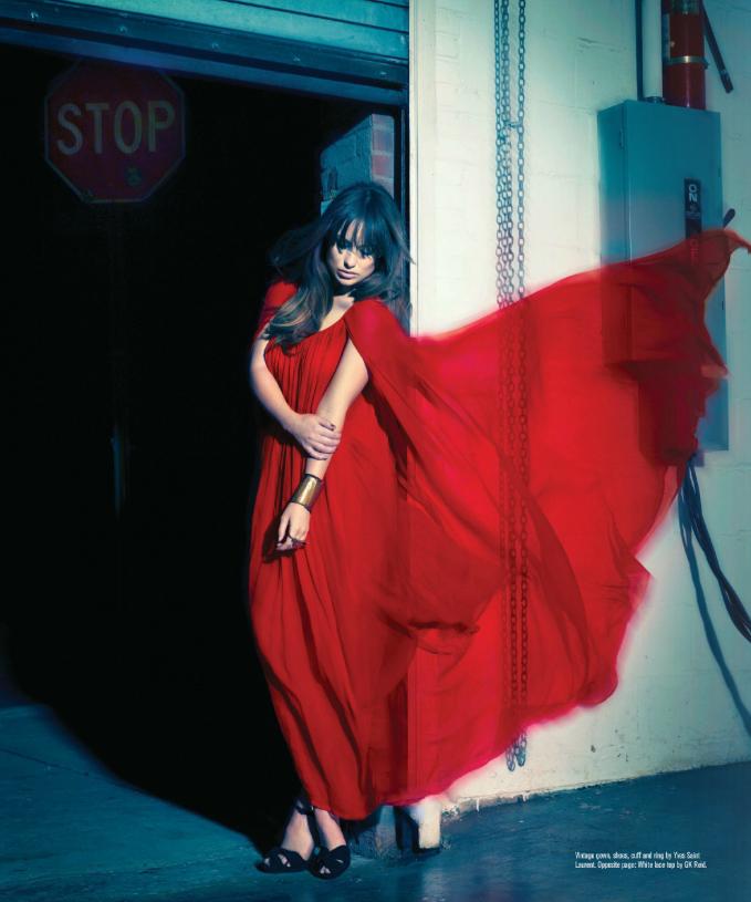 Olivia Wilde – Angeleno Mag – March 2012 – 1