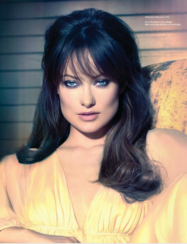 Olivia Wilde – Angeleno Mag – March 2012 – 3