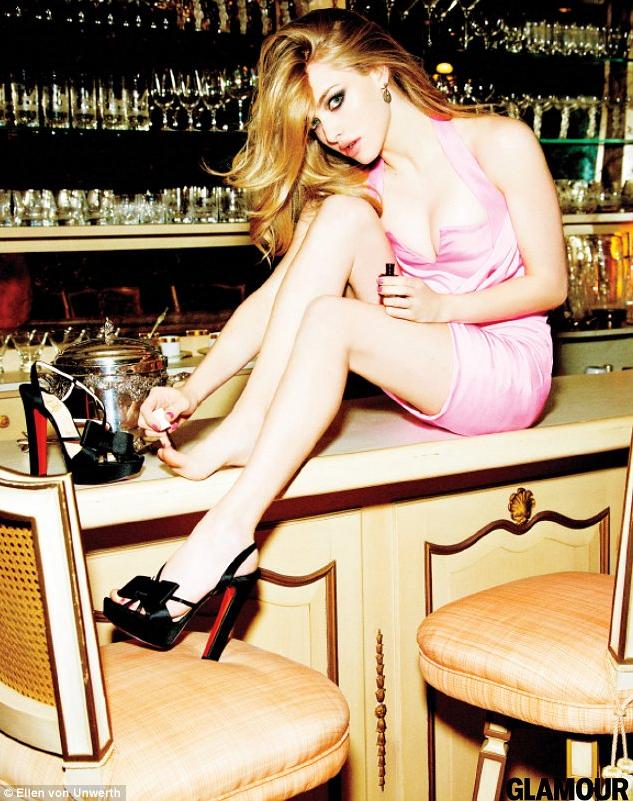 Amanda Seyfried – Glamour Mag – March 2012 – 3