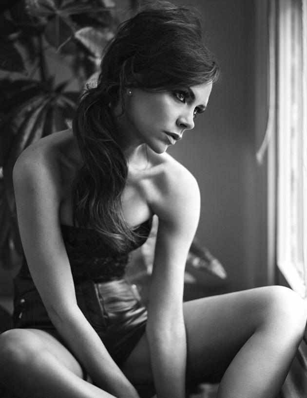 Victoria Backham – i-D mag – Photos – 1
