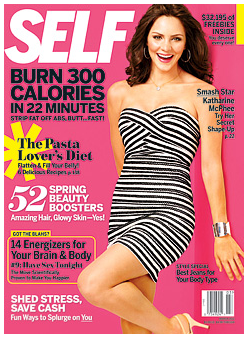 Katharine McPhee – Self Cover – March 2012