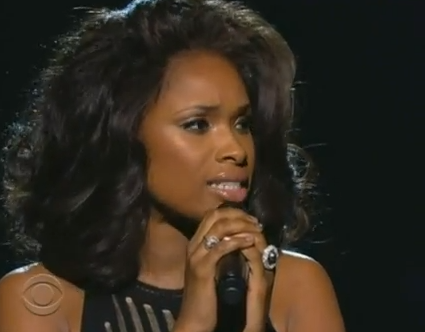 VIDEO: Jennifer Hudson Tribute To Whitney Houston 'I Will Always Love You'