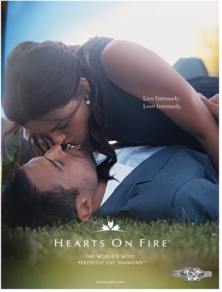 The Bachelor – Courtney Robertson – Hearts on Fire Ads – 3