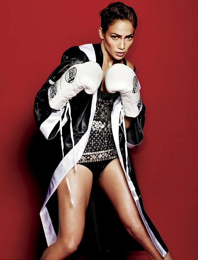 Jennifer Lopez – V Magazine – Sports Issue – 5