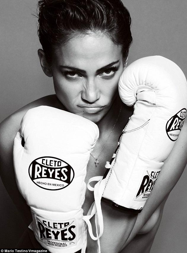 Jennifer Lopez – V Magazine – Sports Issue – 6