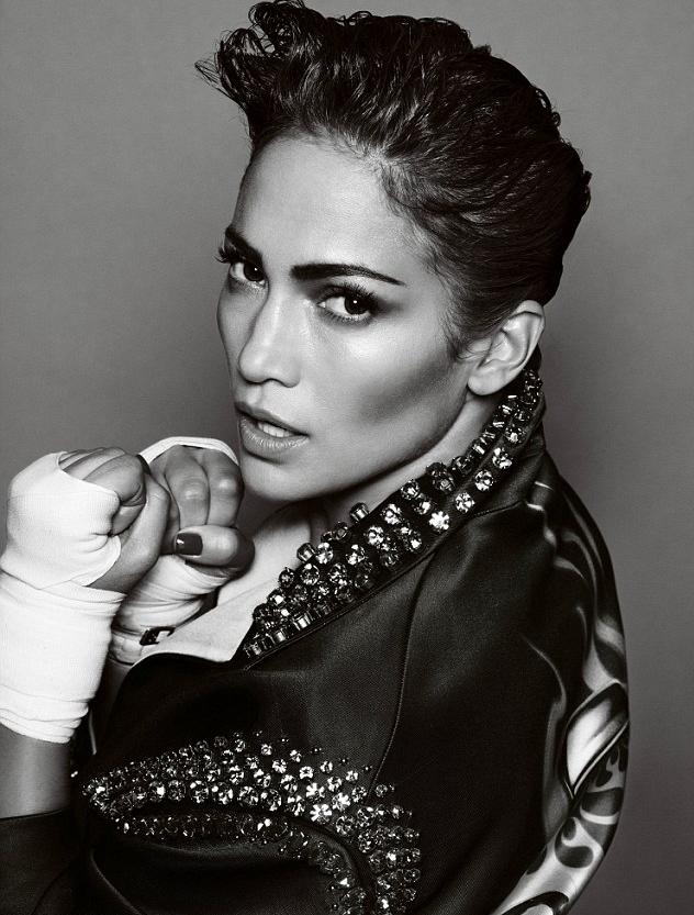 Jennifer Lopez – V Magazine – Sports Issue – 7