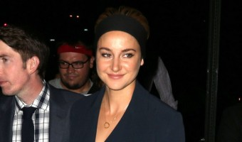 Shailene Woodley Turned Down Fifty Shades Of Grey